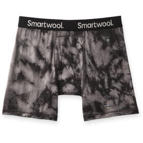 Smartwool Merino 150 Boxer Uomo, nero/grigio